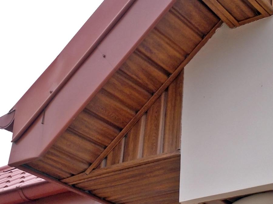 Manufacturer Of Pvc Panels Soffit Roof Eaves Gutters