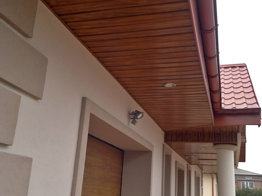 ... U003eManufacturer Of PVC Panels Soffit Roof Eaves Gutters Roofing Services  Poland; U003e ...